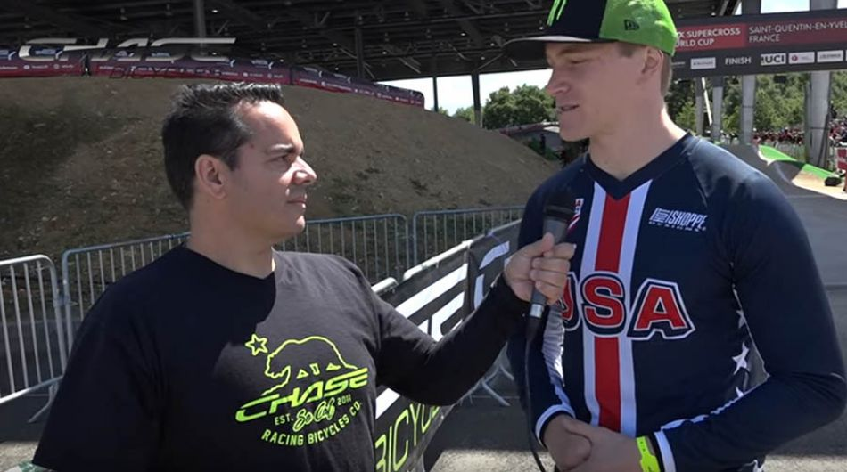 Chase BMX UCI BMX Supercross World Cup by bmxlivetv