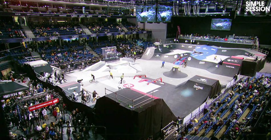LIVE: SIMPLE SESSION 20: BMX STREET QUALIFIERS