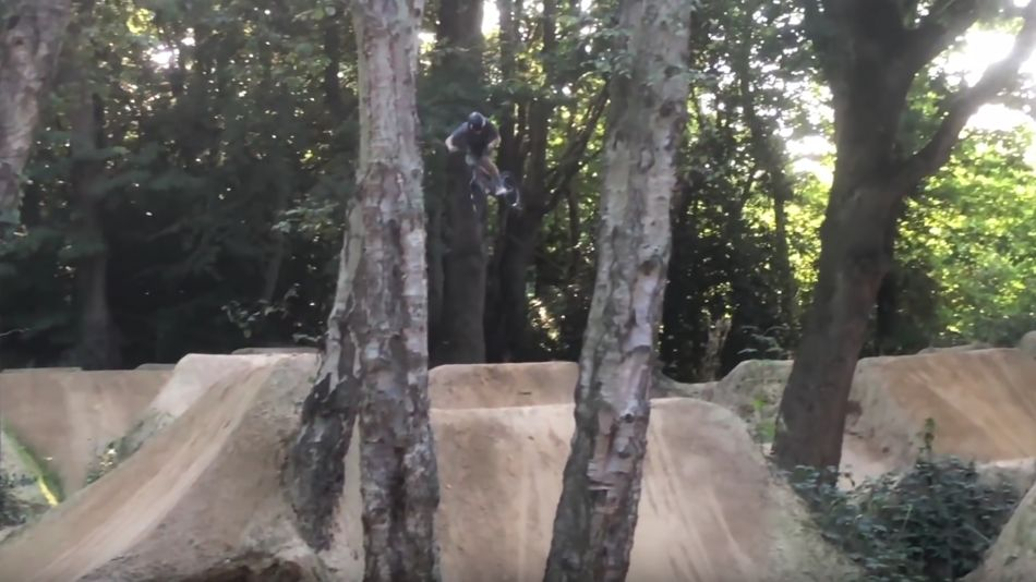 Dennis Enarson, Greg Illingworth, Boyd Hilder, Jason Watts and more session Sidley Woods