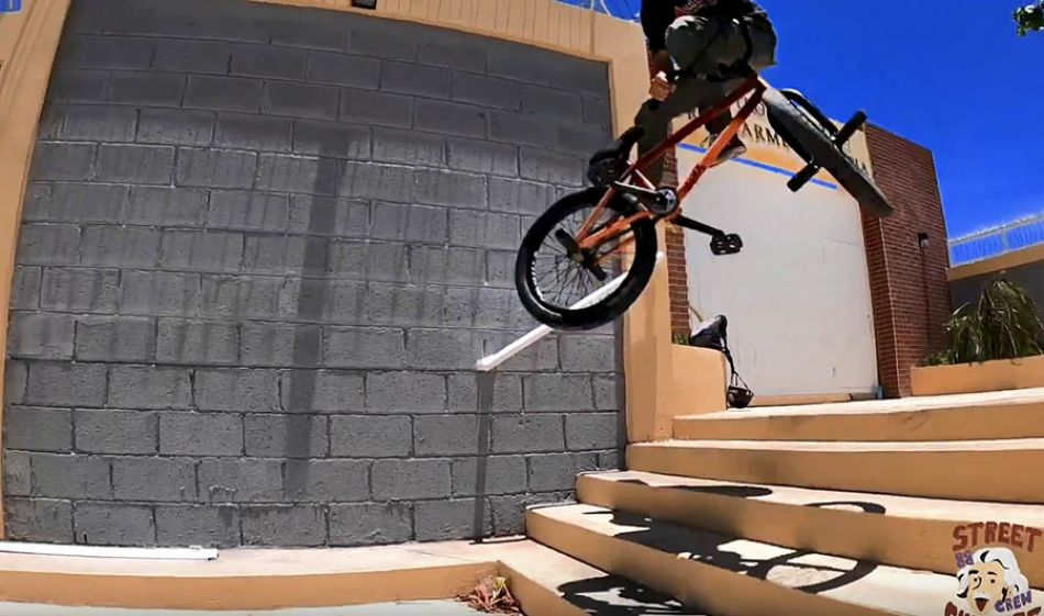 Spin To Win – Rayne Ramirez by BMX Street Culture Crew by freedombmx