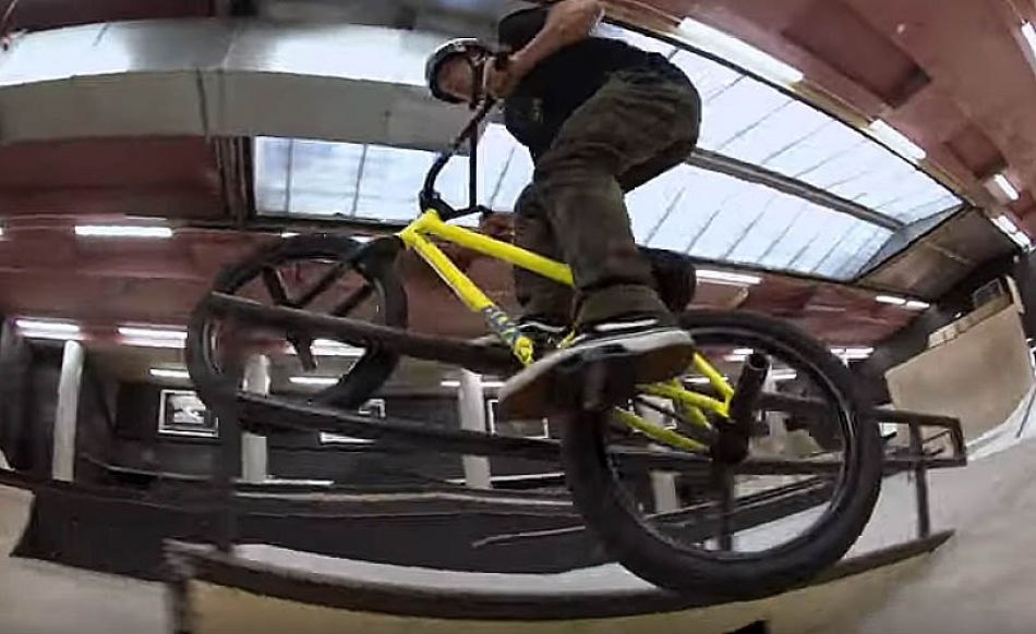 Alex Donnachie - Source Park Workout Video - BSD BMX