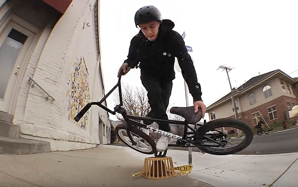 WAIT, WHAT... CAN GO WRONG? - TATE ROSKELLEY - by GT BMX Freestyle