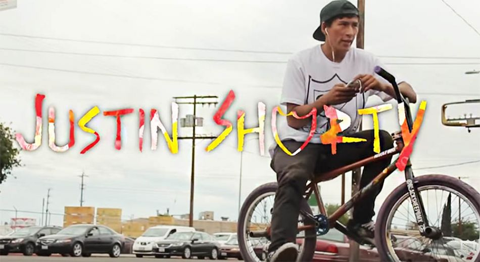 LA STREET NATIVE - JUSTIN SHORTY (S&M BMX 2018)