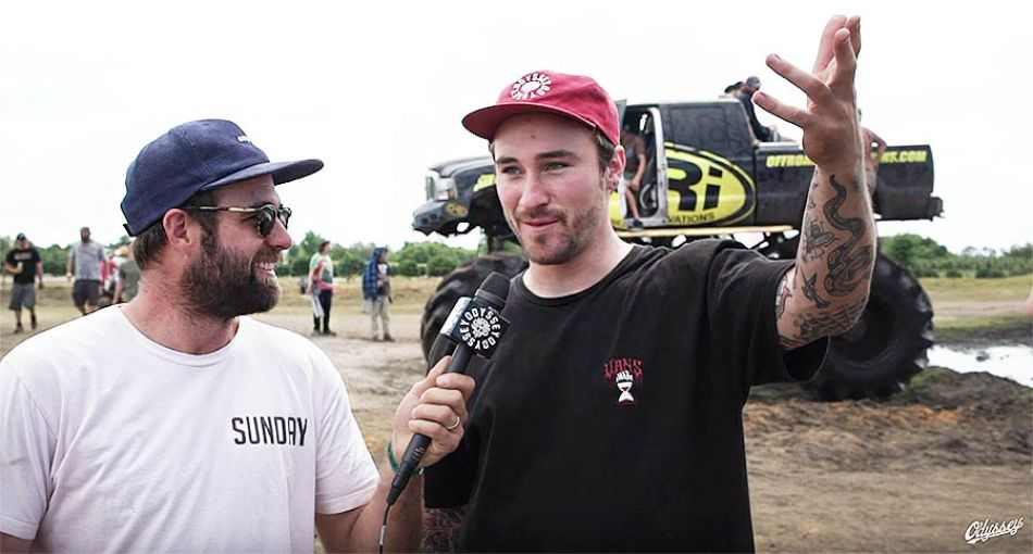 BMX / Swampfest 2019 with Aaron Ross by Odyssey Bmx