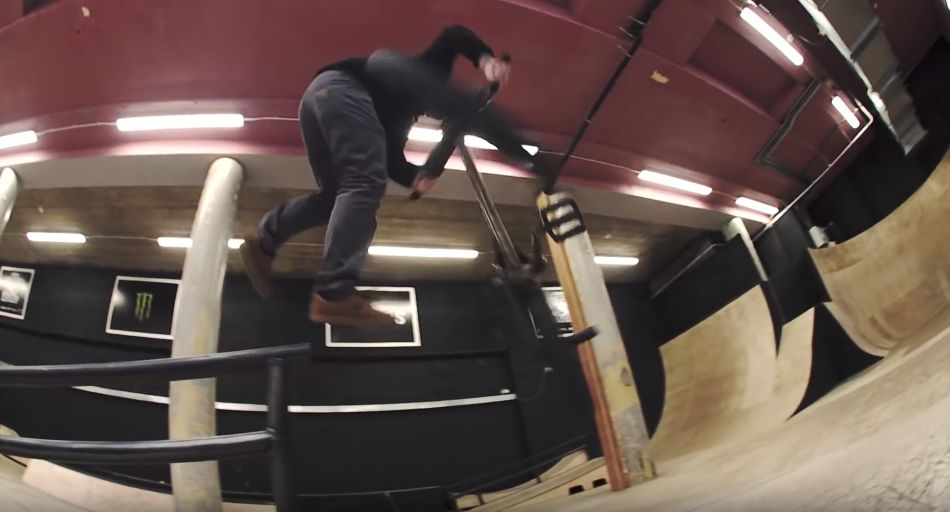 SOURCE BMX | LOCK IN | BEN LEWIS