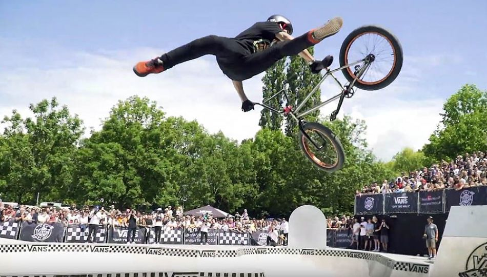 Sessions - Vans Pro Cup - Germany - Colony BMX