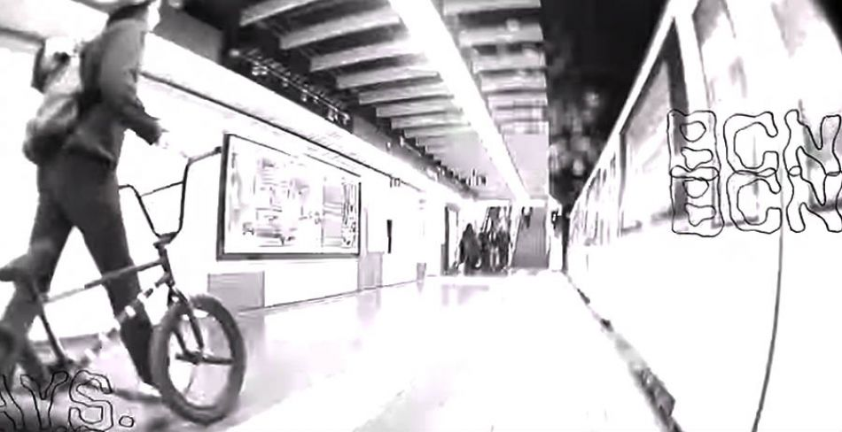 Spontanius Crew: BCN Days by freedombmx