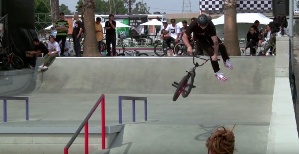 Reyolds, Kerley, Smillie, Roche - 2018 VANS BMX Street Invitational Pro Highlights. By Vital BMX