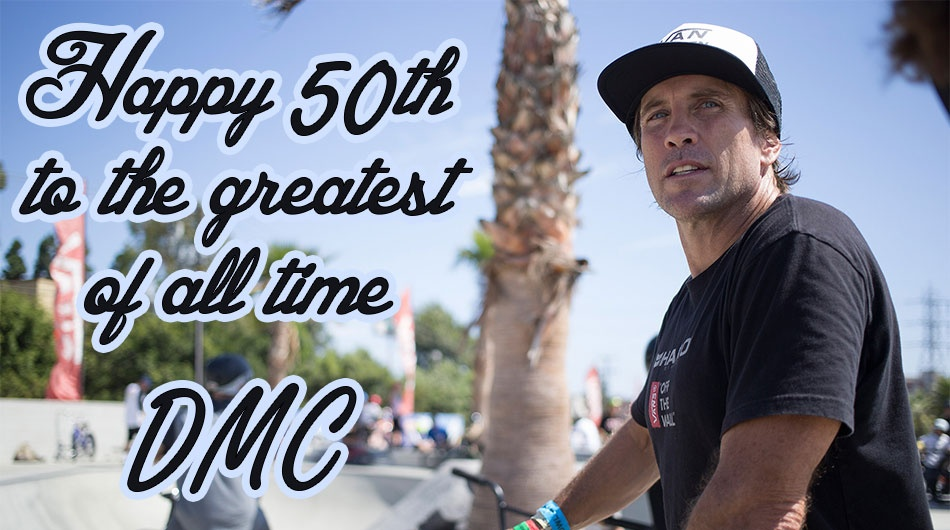 Dennis McCoy 50 Years old and Still Killing it by 5050 Skatepark