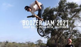 BOOZER JAM at the Legendary Sheep Hills! by Our BMX