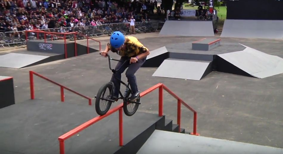 Snipes BMX Cologne 2018: Street & Flatland Highlights
