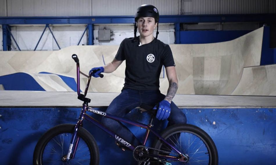 Dylan Hessey Bike Check by Hyper BMX