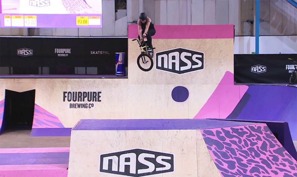 Women's BMX Park Final Highlights - NASS 2019