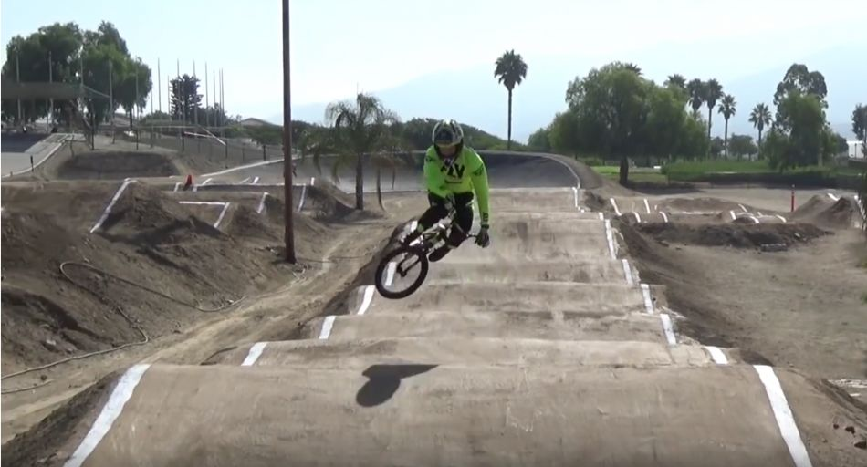 Connor Fields - 3 Chula Vista Tracks
