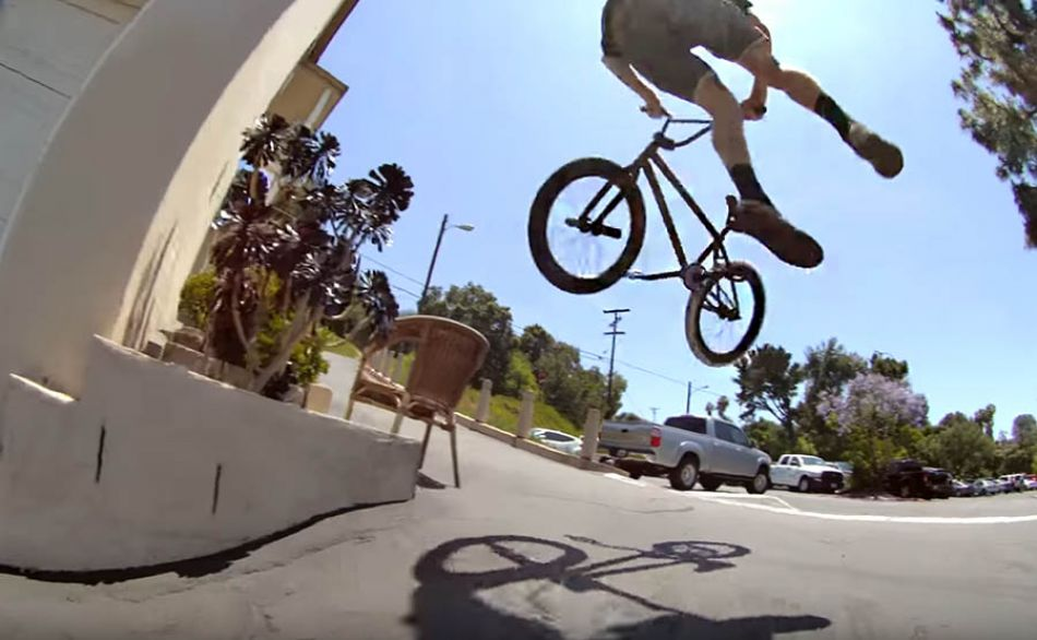 KOLE VOELKER - DROP THE PIN by Our BMX