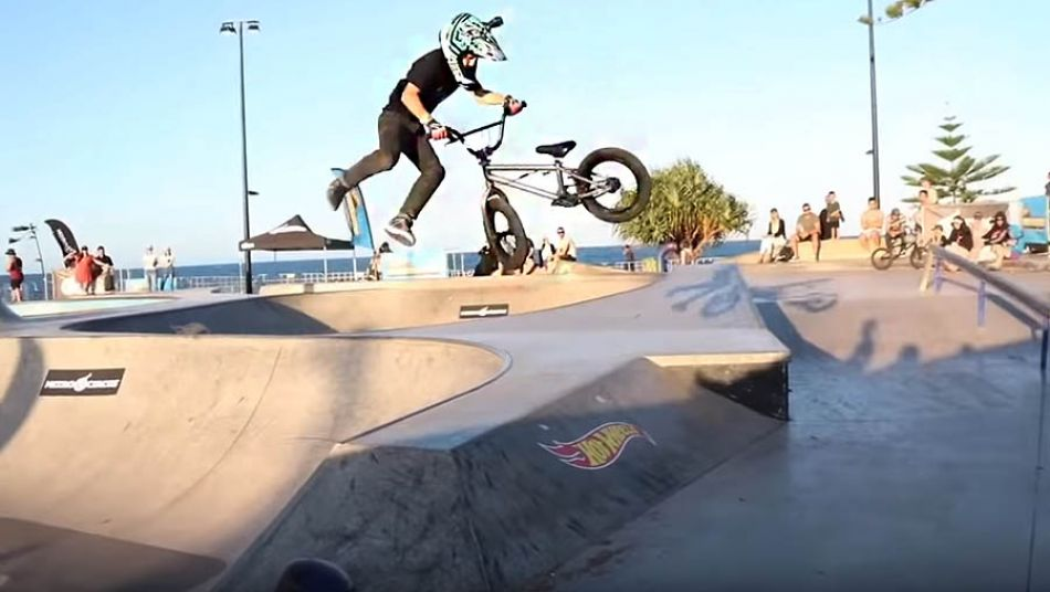 First Nitro Circus/Hotwheels Supercharger Competition in Australia! by Bmx Caiden