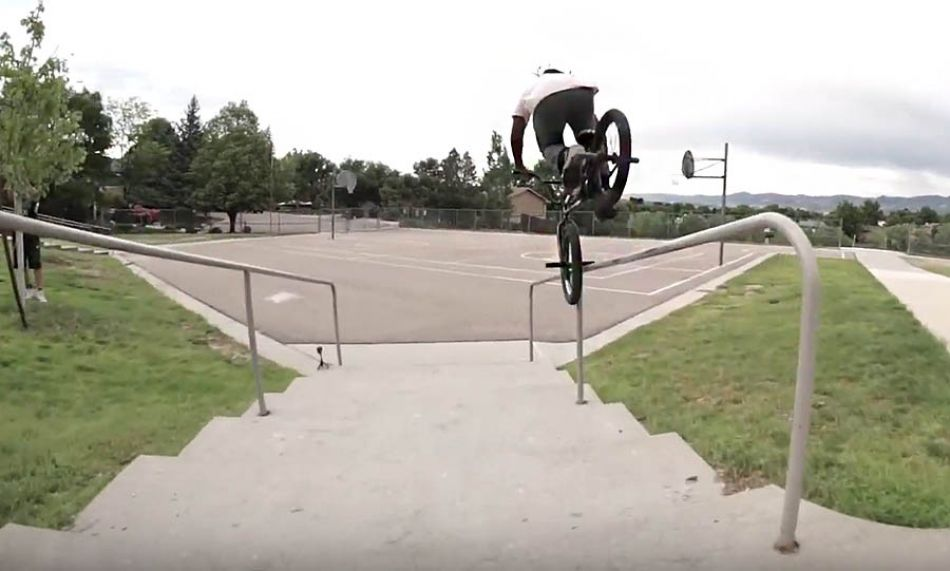 "MERRITT BMX : ""IT DOESN'T MATTER"" Denver"