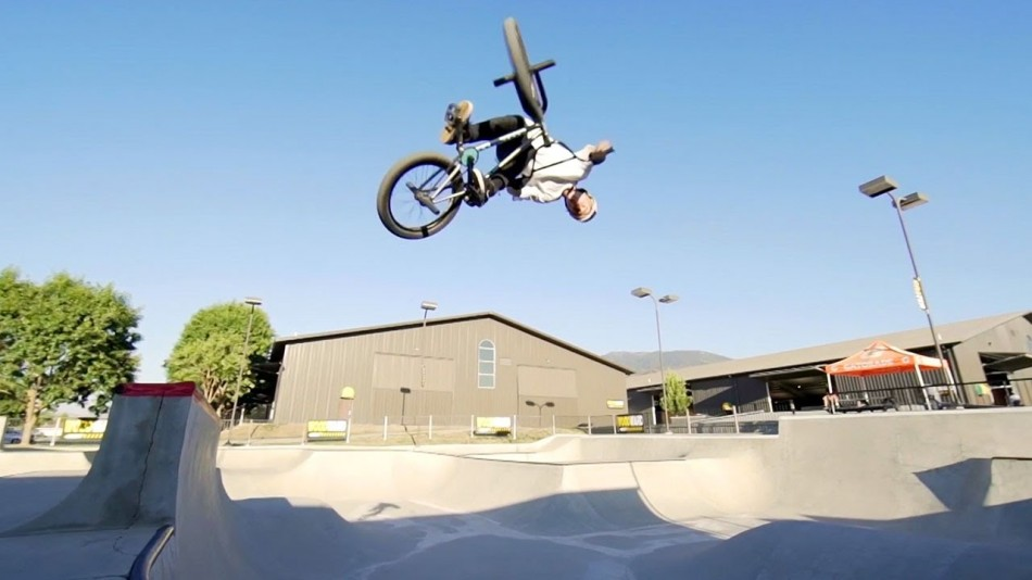 A BMX Riders Paradise | Raditudes: Behind the Scenes by Red Bull