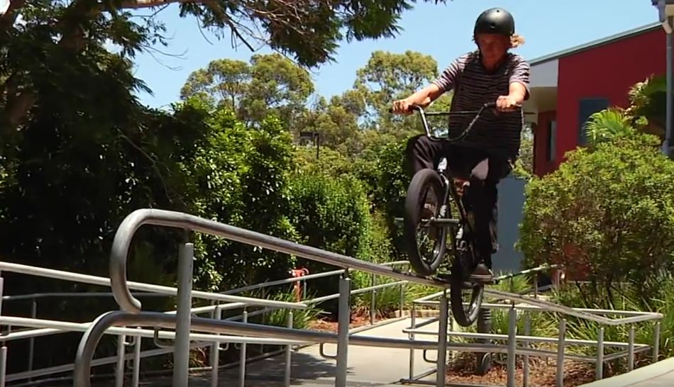 VOLUME BMX: Boyd Hilder's Venture Video