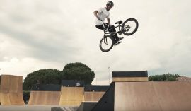 Master Of The Bike Flip - Maxime Orsini - Radio Bikes