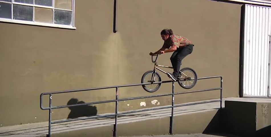 VOLUME BMX: Alex Raban 2018 Video