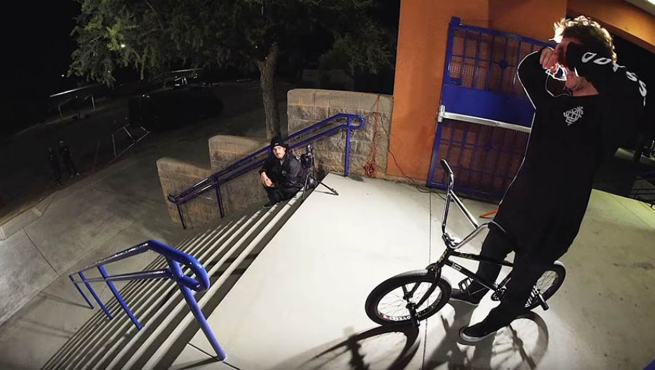"TRAVIS HUGHES | Odyssey BMX - ""It's Chill"""
