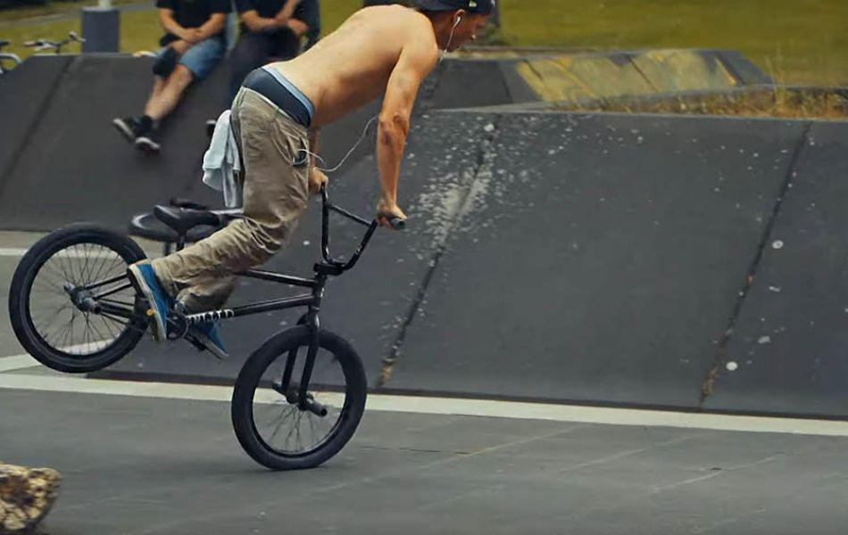 BMX Street: Roadtrip Suzuki X Street X Transitions / Edit 2019