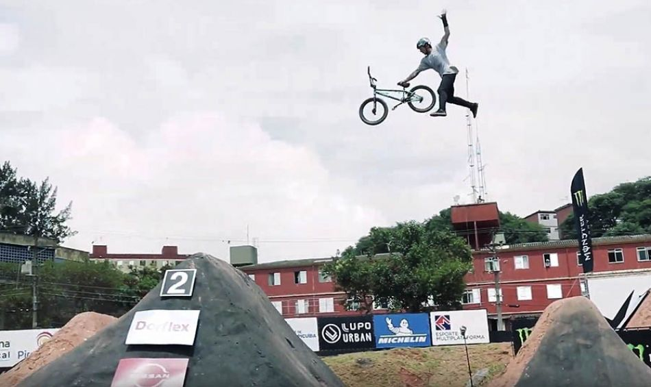 Forma BMX & BCtheCREW - Caracas Trails 2021 - Qualifications and Final