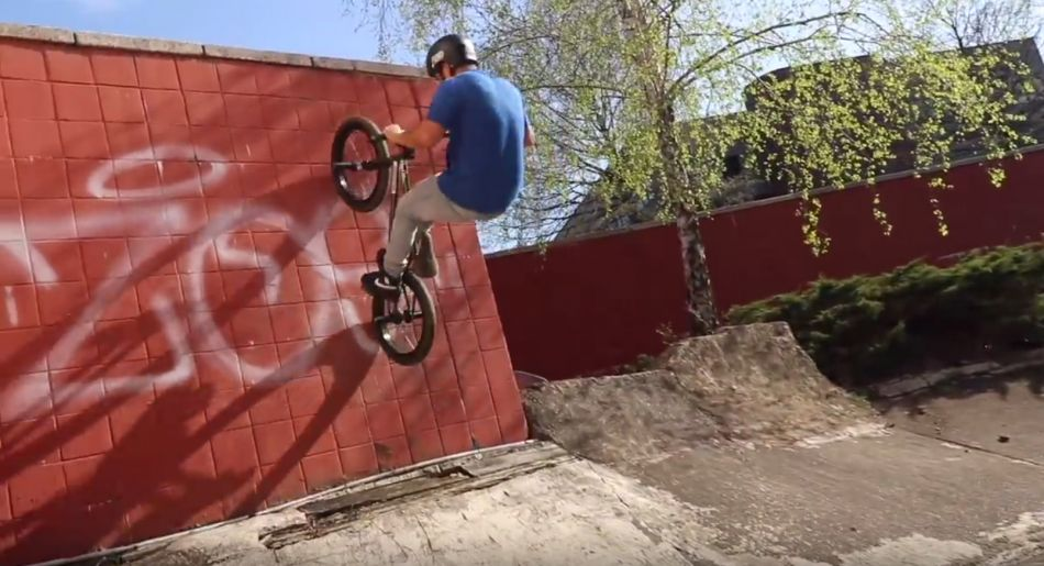 RIDING IN THE OLD BRIDGE DITCH! by Scotty Cranmer