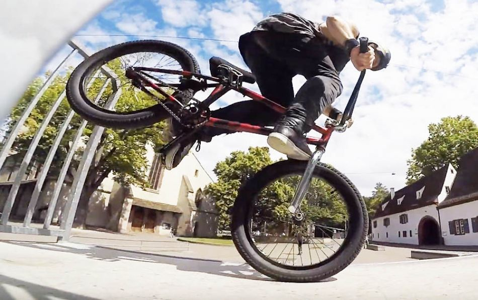 Swiss Cheese: Silvan Schmutz BMX Edit 2020 by freedombmx