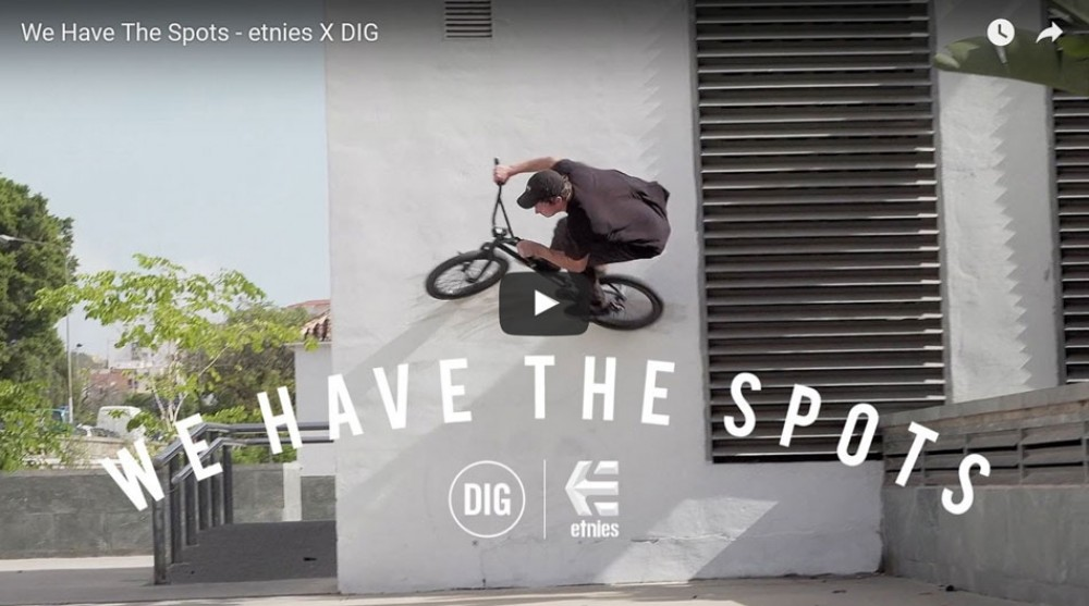 We Have The Spots - etnies X DIG