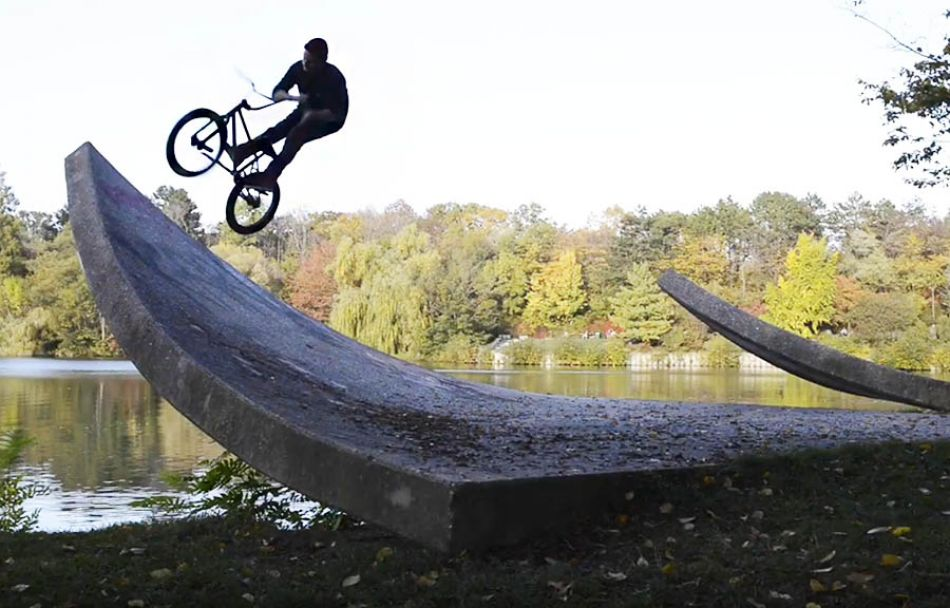 Hinterland Mixtape – BMX Street Biking in Europe by freedombmx