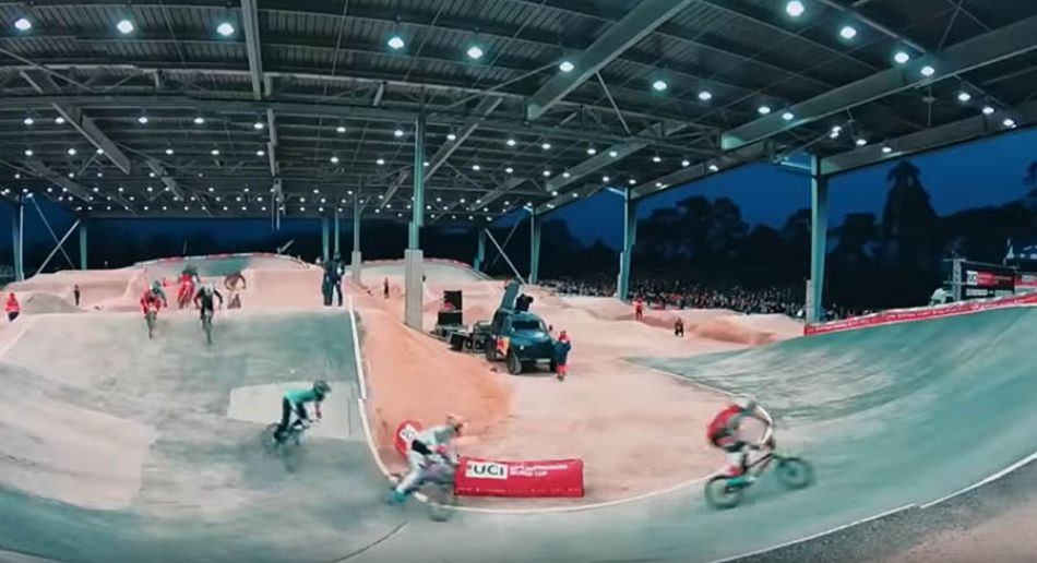 UCI BMX World Cup - Saint Quentin, France by bmxlivetv