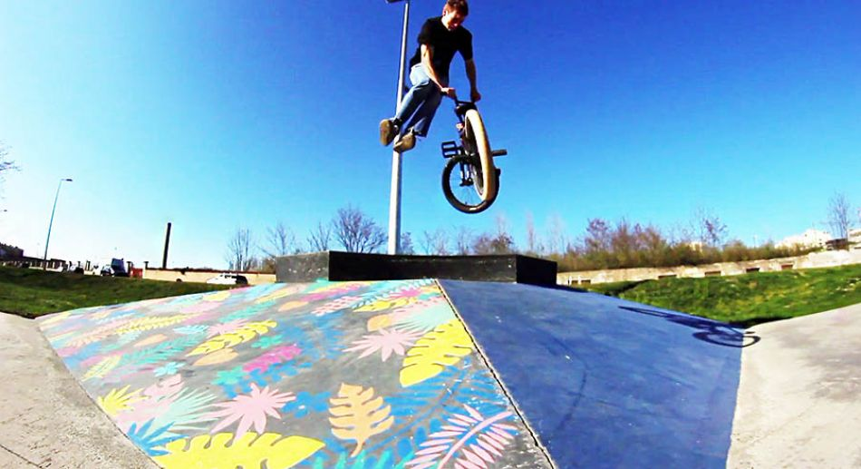Martin Skatepark Edit by Ellioth Pradet