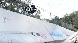 Josh Delarosa Bike Check - Bone Deth