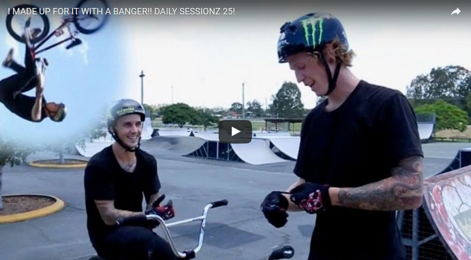 I MADE UP FOR IT WITH A BANGER!! DAILY SESSIONZ 25! by Brock Horneman