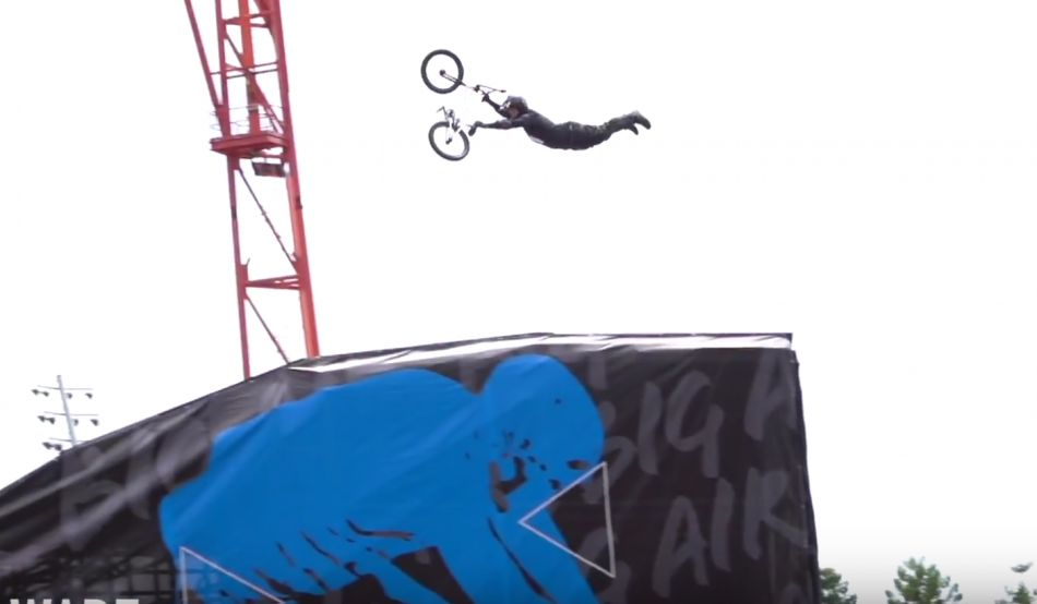 ALL THE INSANITY OF 2018 X GAMES SYDNEY BMX BIG AIR! by Ride BMX