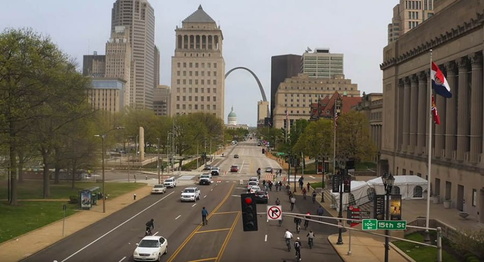 BMX Riders Take Over the Streets of St. Louis! Capital-Lou-Jam 2019 Highlights