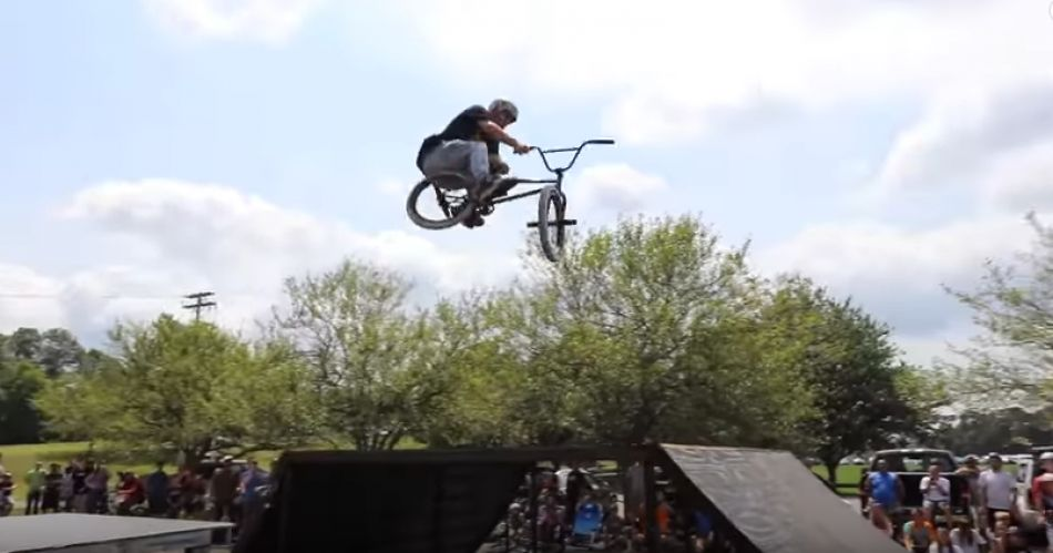 THE SCOTTY CRANMER BMX EVENT!