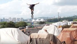 WILD BRAZILIAN DIRT EVENT - DAY ONE PRACTICE by Our BMX