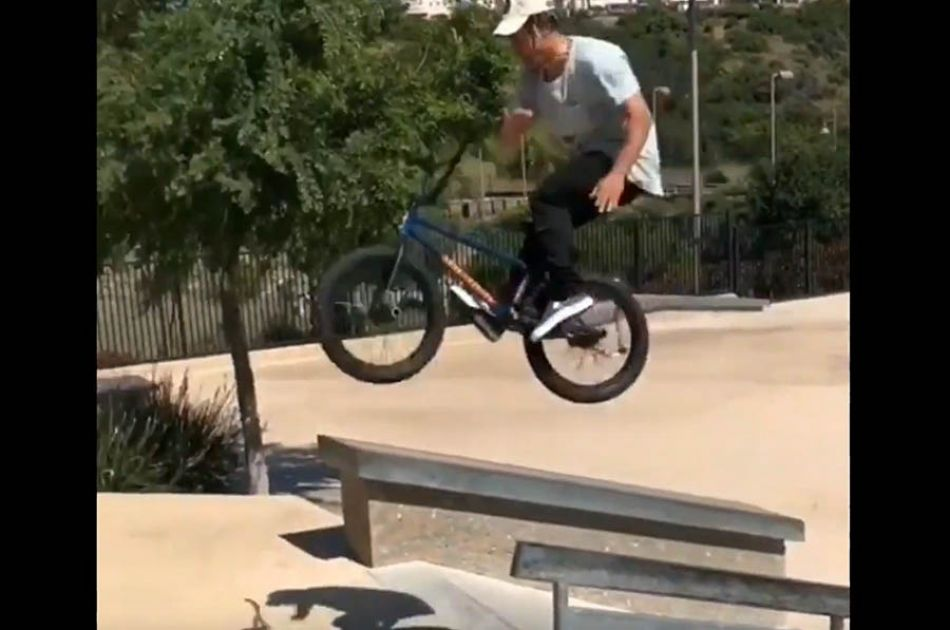 BMX - Courage Adams X Chad Kerley 2019 ( ktpbmx )