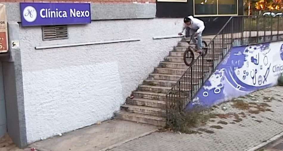Fernando Laczko: 'Up North Down South' - UNITED BMX