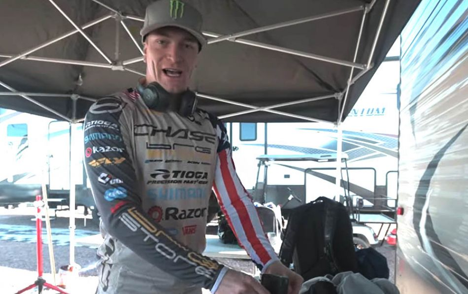 USABMX Winter Nationals Day #2 (Behind the scenes) by Connor Fields
