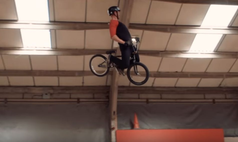STAYING STRONG: BMX Session at Corby with Seth Murray and Joe Baddeley