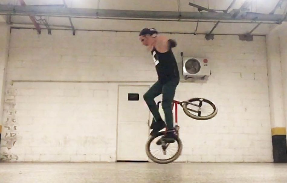 "X2-Back Wheel Sessions_Thiago ""Baby"""