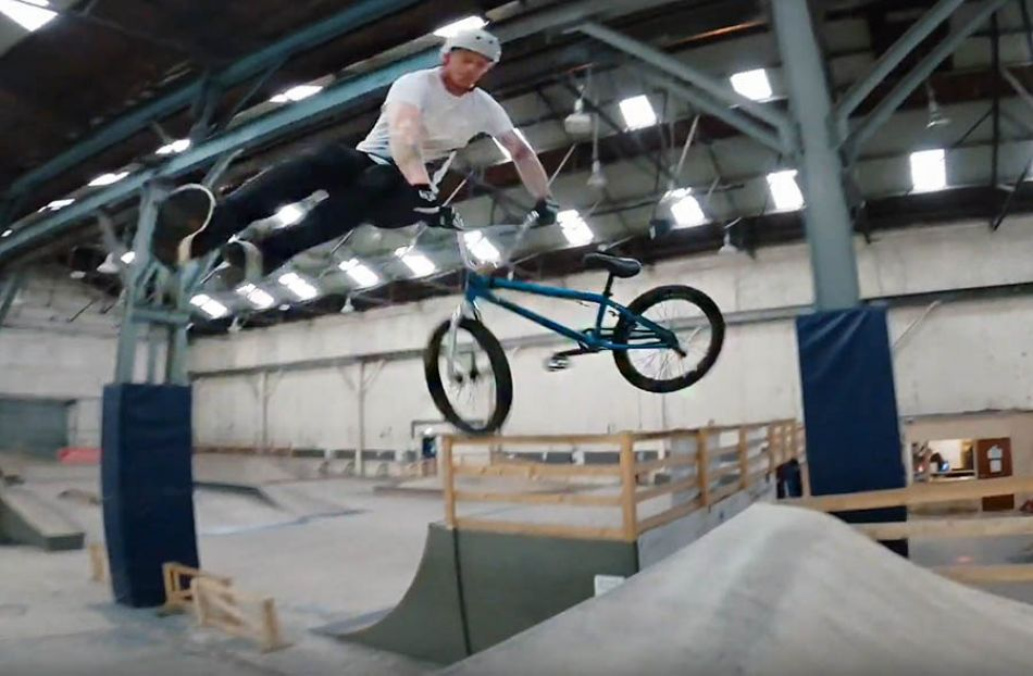 4MOTION BMX - Peter Siegien