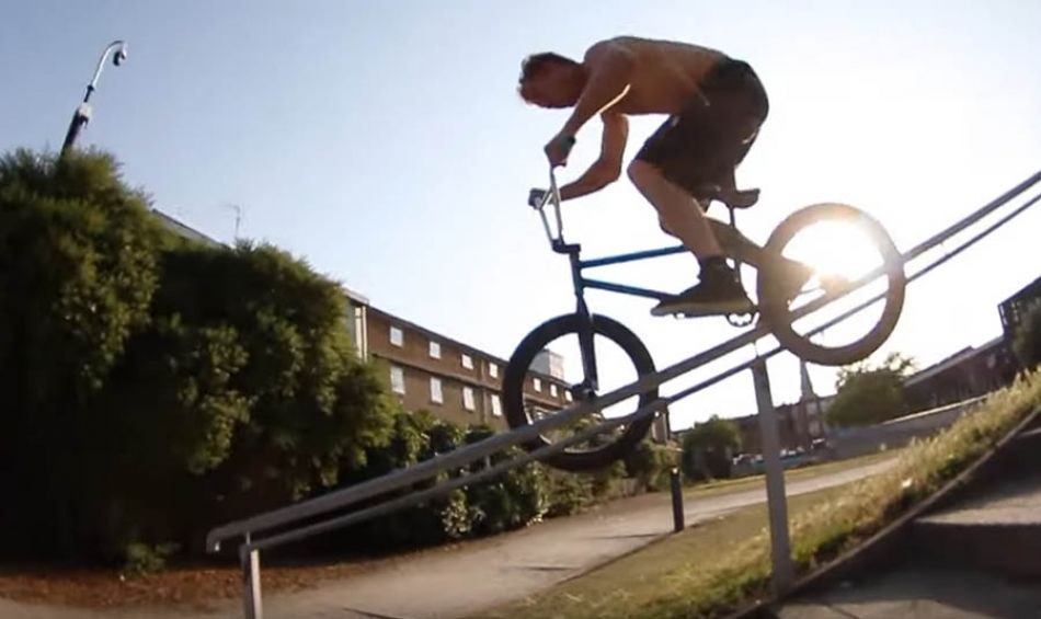 S&M BMX - Harry Barrett 2020!