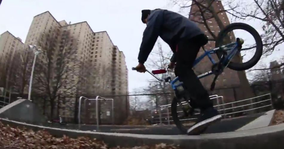BMXKINGS WELCOME TO THE FAMILY – SAM DOWNS AND RALPHY REYES