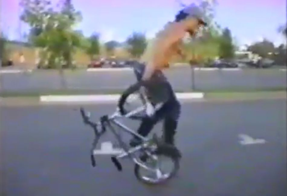 ELMER video magazine (BMX in the '90-s) from Arias