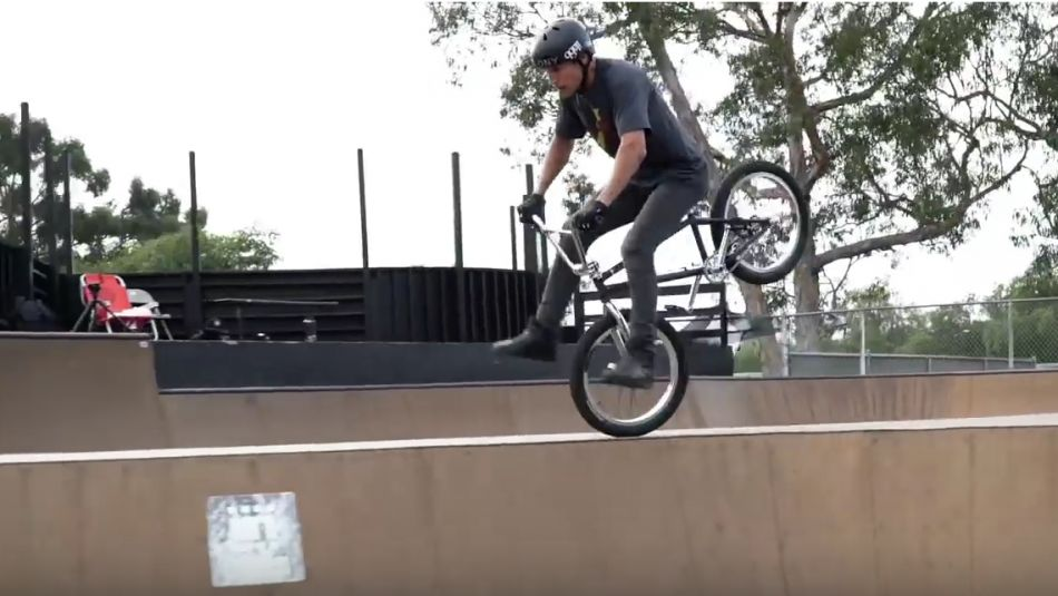 Spend the day with Victor Salazar - Colony BMX